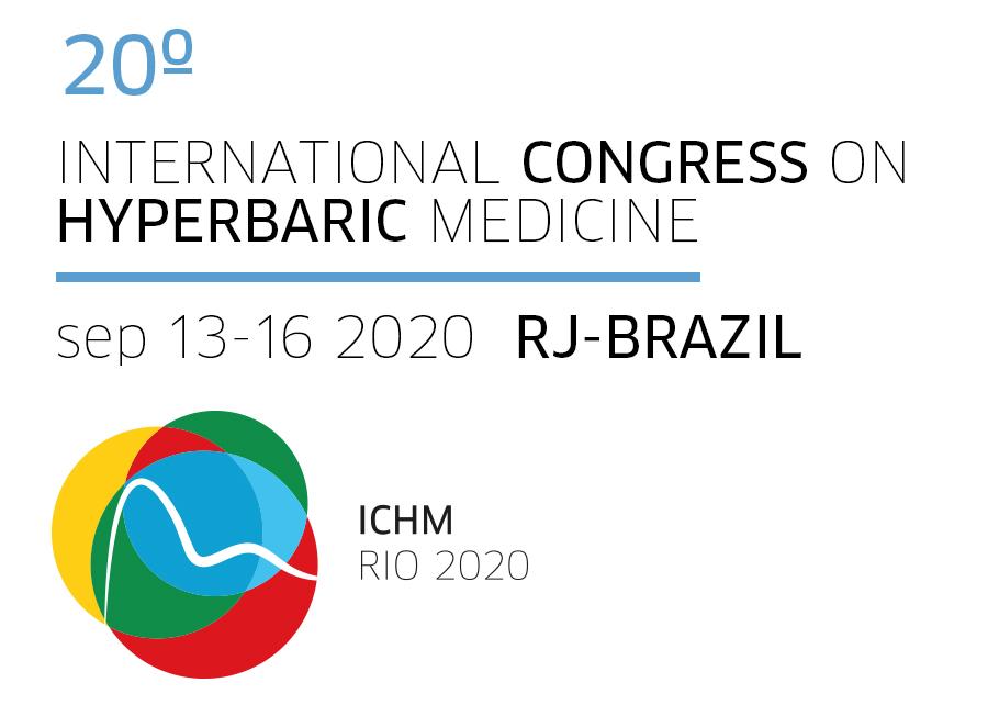 20th International Congress on Hyperbaric Medicine @ Rio de Janeiro | State of Rio de Janeiro | Brazil