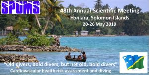 SPUMS 48th Annual Scientific Meeting 2019 @ Solomon Kitano Mendana Hotel, Honiara, Solomon Islands